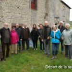 22 Avril 2017 - Autour de Dixmont, par monts et par vaux